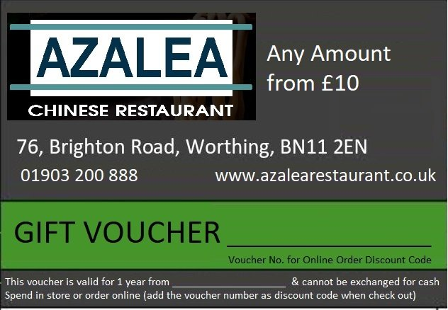 Gift Voucher - Any Amount